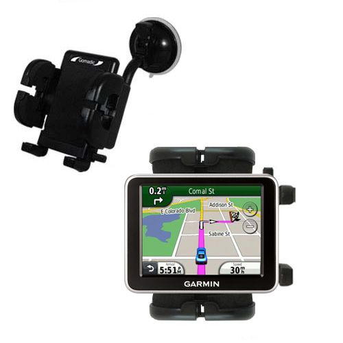 Windshield Holder compatible with the Garmin Nuvi 2240