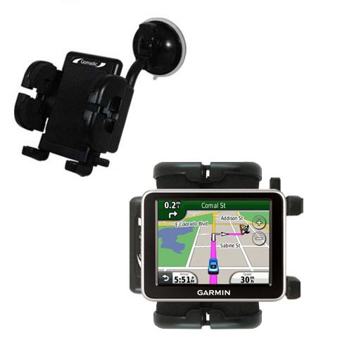 Windshield Holder compatible with the Garmin Nuvi 2250
