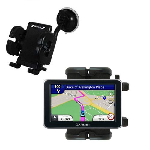 Windshield Holder compatible with the Garmin Nuvi 2310