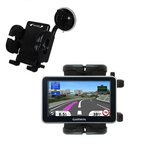 Windshield Holder compatible with the Garmin Nuvi 2340 2350 2360 2360LMT 2370 2370LT