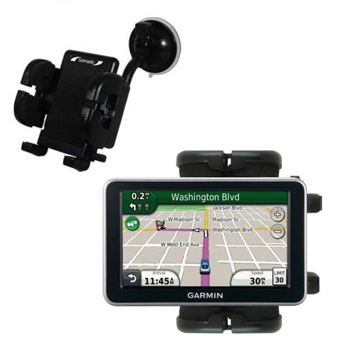 Windshield Holder compatible with the Garmin Nuvi 2450