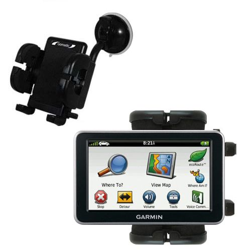 Windshield Holder compatible with the Garmin Nuvi 2460 2450