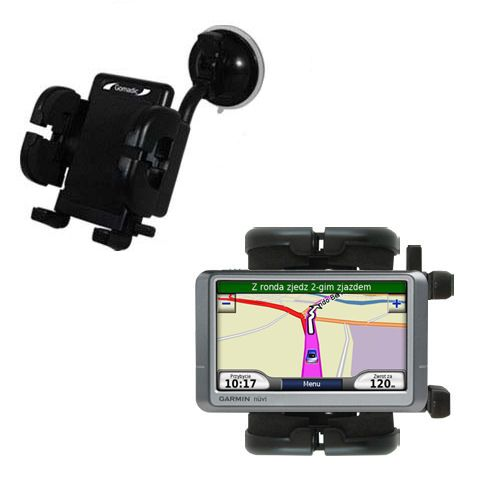 Windshield Holder compatible with the Garmin Nuvi 250 250W 250WT