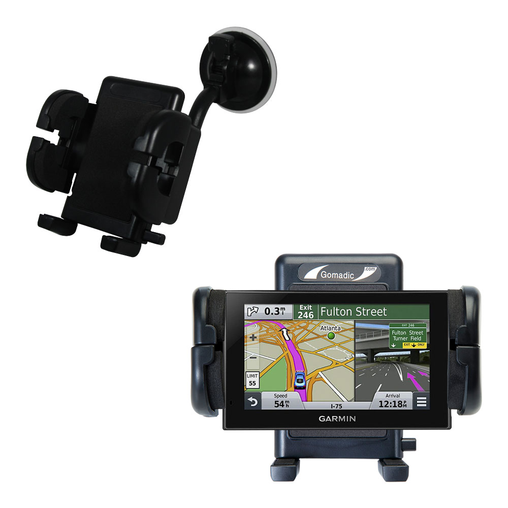 Windshield Holder compatible with the Garmin nuvi 2539 / 2559 LMT