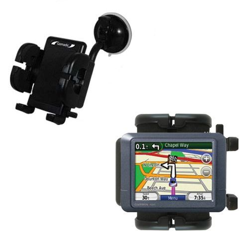 Windshield Holder compatible with the Garmin Nuvi 255