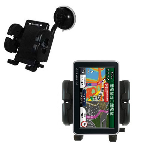Windshield Holder compatible with the Garmin Nuvi 2555 2595 LMT