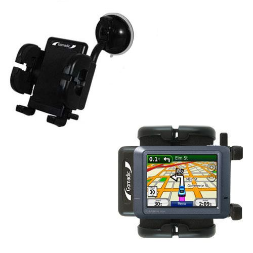 Windshield Holder compatible with the Garmin Nuvi 265T