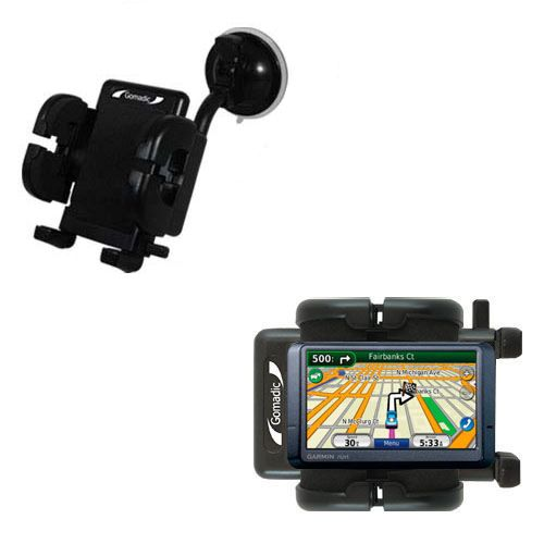 Windshield Holder compatible with the Garmin Nuvi 265WT 265T