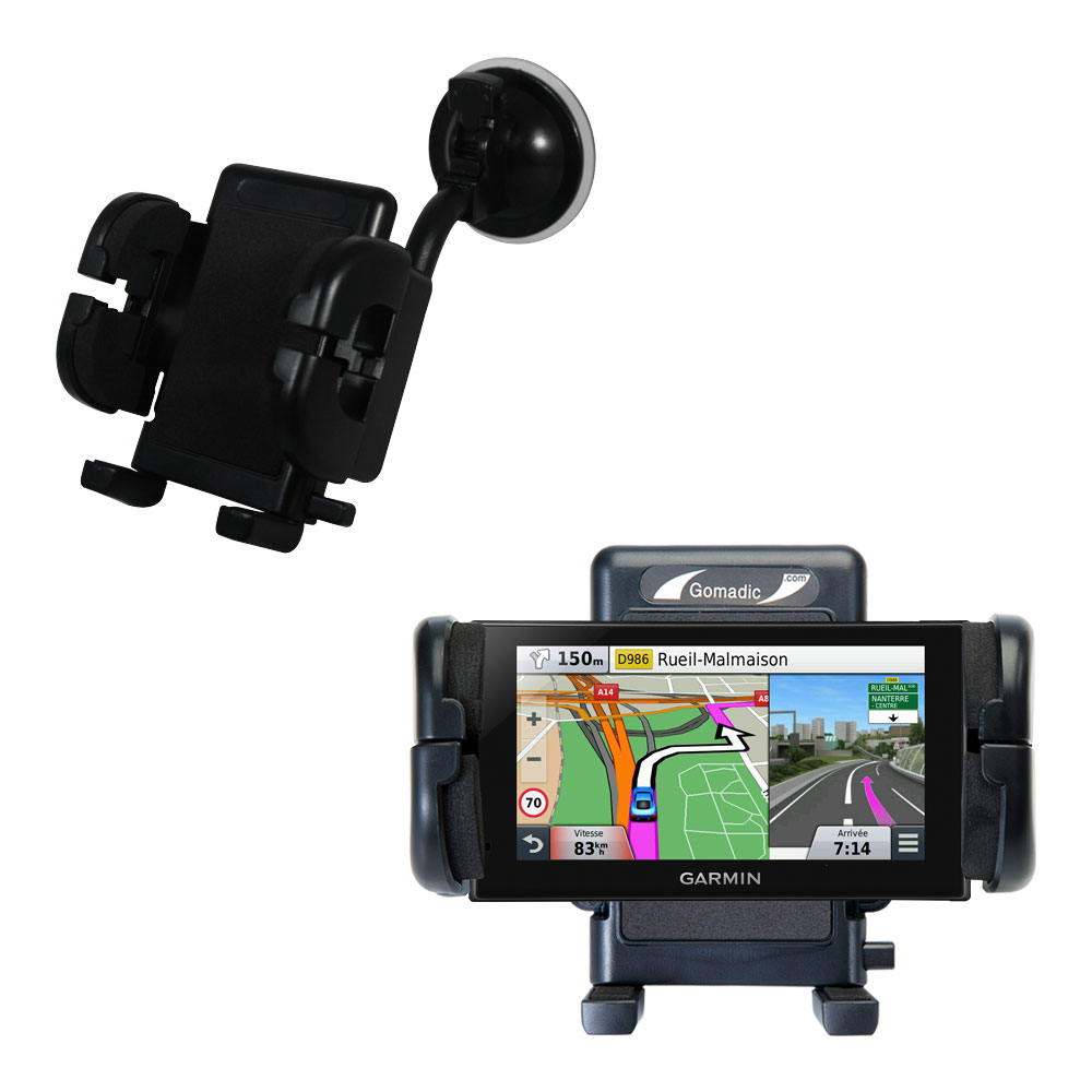 Windshield Holder compatible with the Garmin nuvi 2669 / 2689 LMT