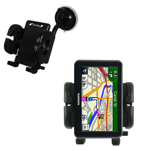 Windshield Holder compatible with the Garmin Nuvi 3450 3450LM