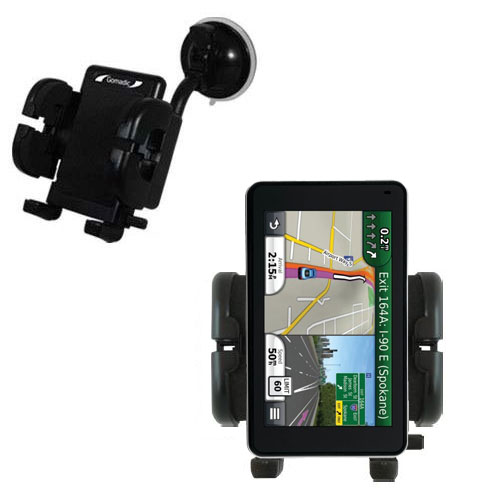 Windshield Holder compatible with the Garmin Nuvi 3490