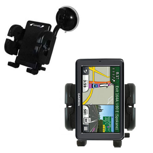 Windshield Holder compatible with the Garmin Nuvi 3550