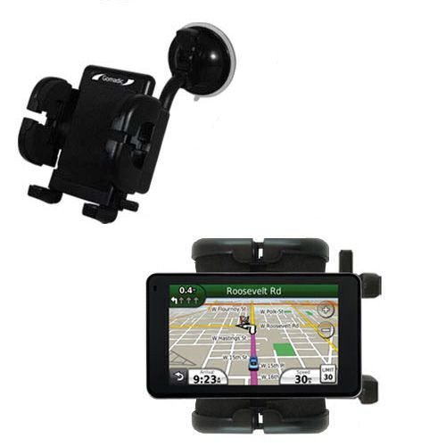 Windshield Holder compatible with the Garmin Nuvi 3750