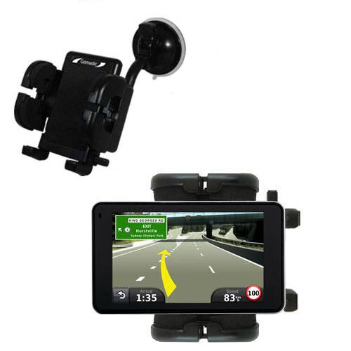 Windshield Holder compatible with the Garmin Nuvi 3790T 3790LMT