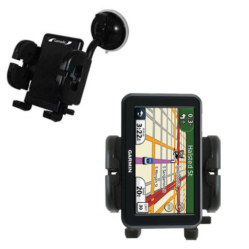 Windshield Holder compatible with the Garmin Nuvi 40 40LM