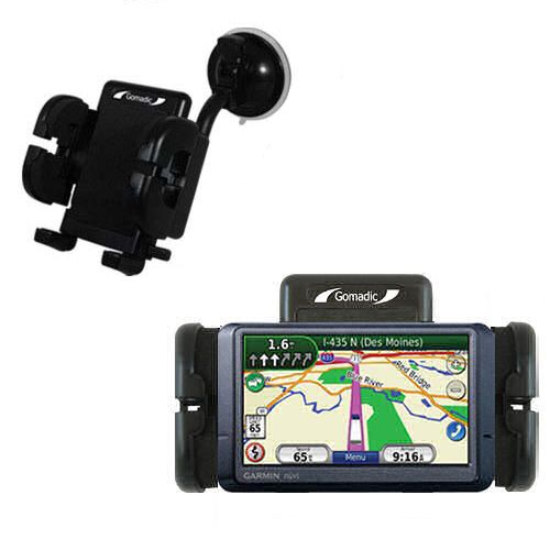Windshield Holder compatible with the Garmin Nuvi 465T 465LMT