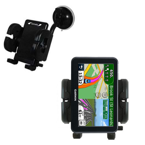 Windshield Holder compatible with the Garmin Nuvi 50 50LM