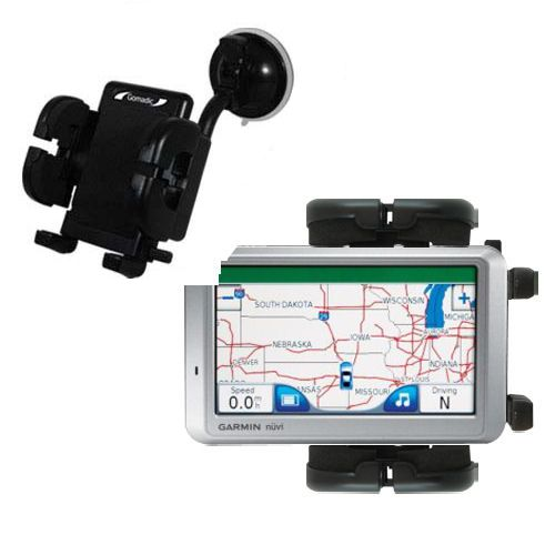 Windshield Holder compatible with the Garmin Nuvi 750