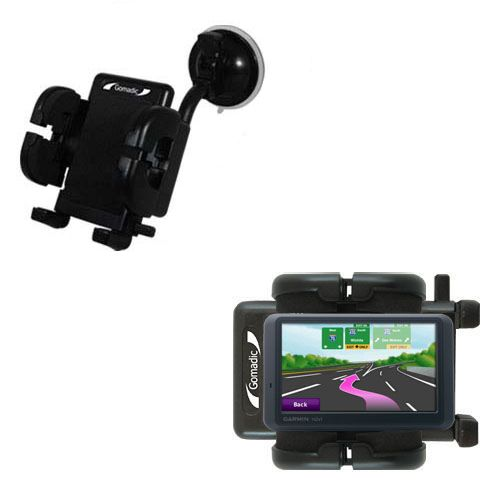 Windshield Holder compatible with the Garmin Nuvi 755T