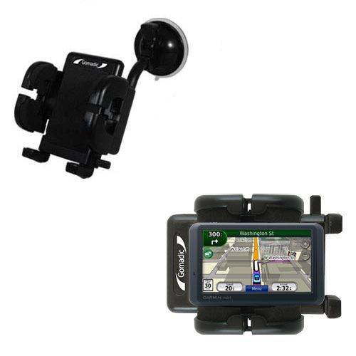Windshield Holder compatible with the Garmin Nuvi 765T