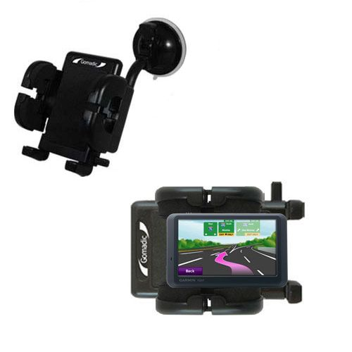 Windshield Holder compatible with the Garmin Nuvi 775TFM