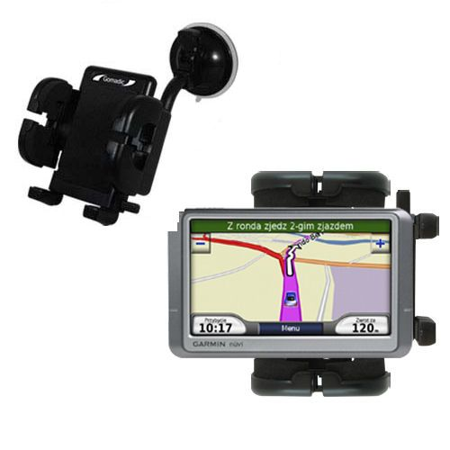 Windshield Holder compatible with the Garmin Nuvi 850