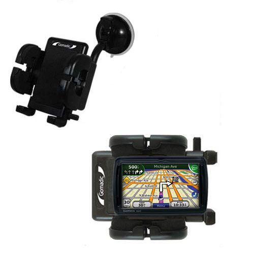 Windshield Holder compatible with the Garmin Nuvi 855