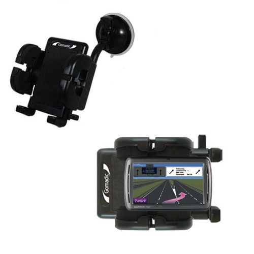 Windshield Holder compatible with the Garmin Nuvi 860 865Tpro