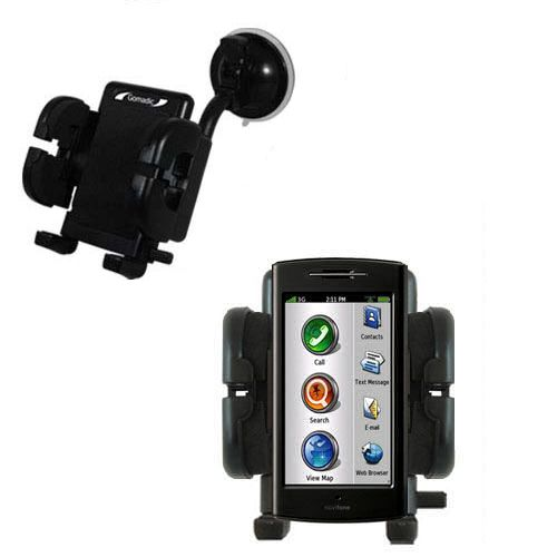 Windshield Holder compatible with the Garmin Nuvifone G60