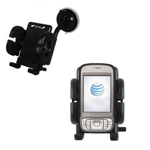 Windshield Holder compatible with the HTC 3G UMTS PDA Phone