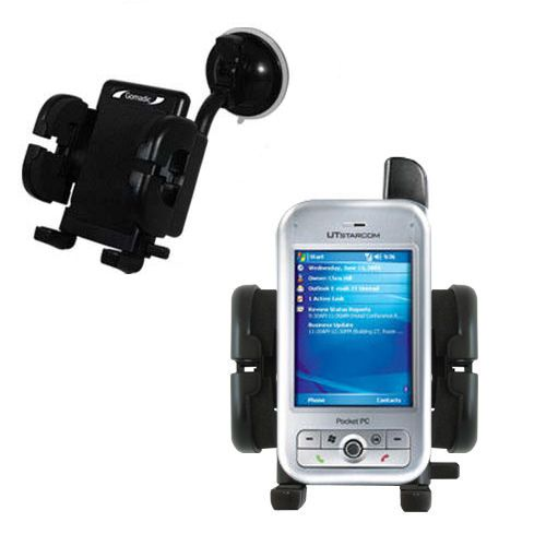 Windshield Holder compatible with the HTC 6700Q Qwest