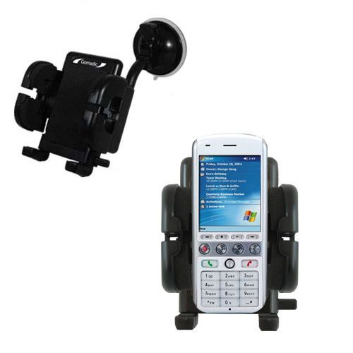 Windshield Holder compatible with the HTC Amadeus