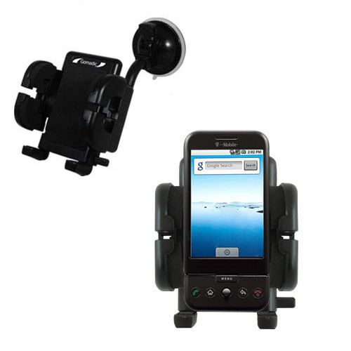 Windshield Holder compatible with the HTC Dream