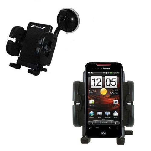 Windshield Holder compatible with the HTC DROID Incredible