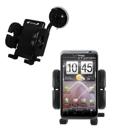Windshield Holder compatible with the HTC Droid Thunderbolt