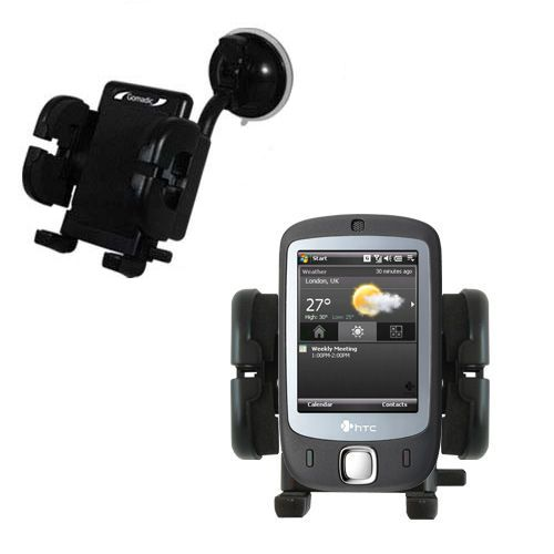 Windshield Holder compatible with the HTC ELF