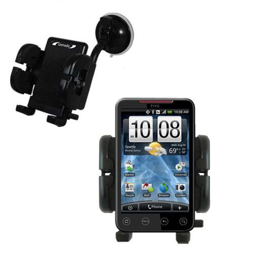 Windshield Holder compatible with the HTC EVO 4G