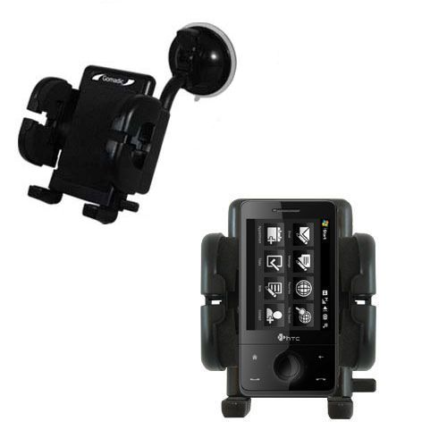 Windshield Holder compatible with the HTC FUSE