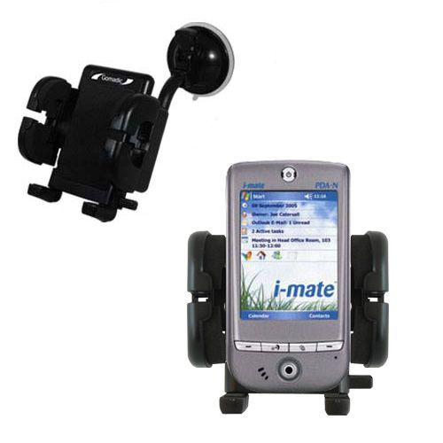 Windshield Holder compatible with the HTC Galaxy