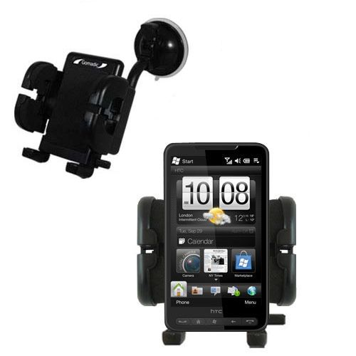 Windshield Holder compatible with the HTC HD3