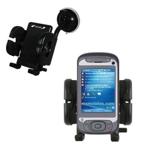 Windshield Holder compatible with the HTC Hermes
