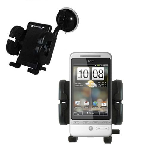 Windshield Holder compatible with the HTC Hero 4G