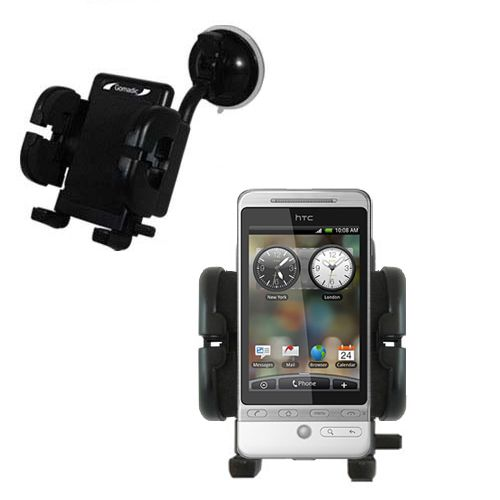 Windshield Holder compatible with the HTC Hero S