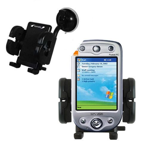 Windshield Holder compatible with the HTC Himalaya