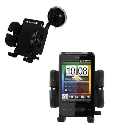 Windshield Holder compatible with the HTC HTC 7 Surround