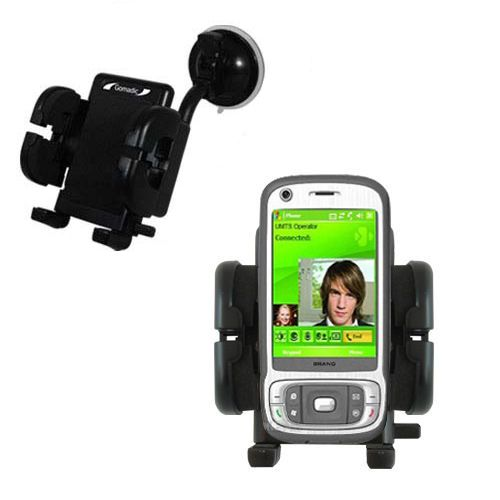 Windshield Holder compatible with the HTC Kaiser
