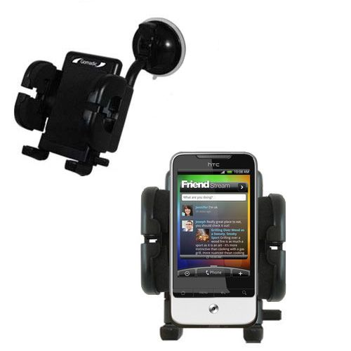 Windshield Holder compatible with the HTC Legend