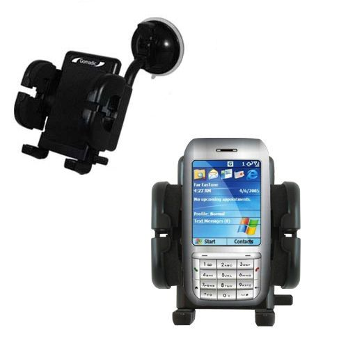 Windshield Holder compatible with the HTC Libra