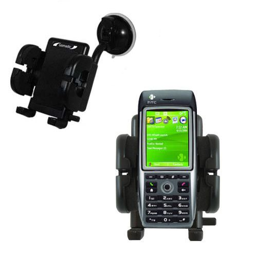 Windshield Holder compatible with the HTC MTeoR