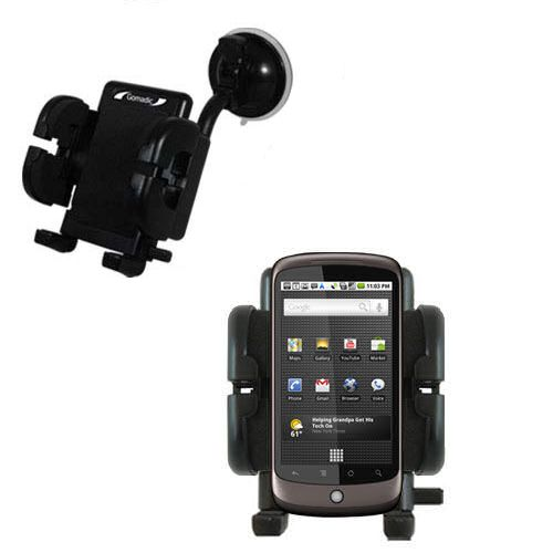 Windshield Holder compatible with the HTC Nexus One